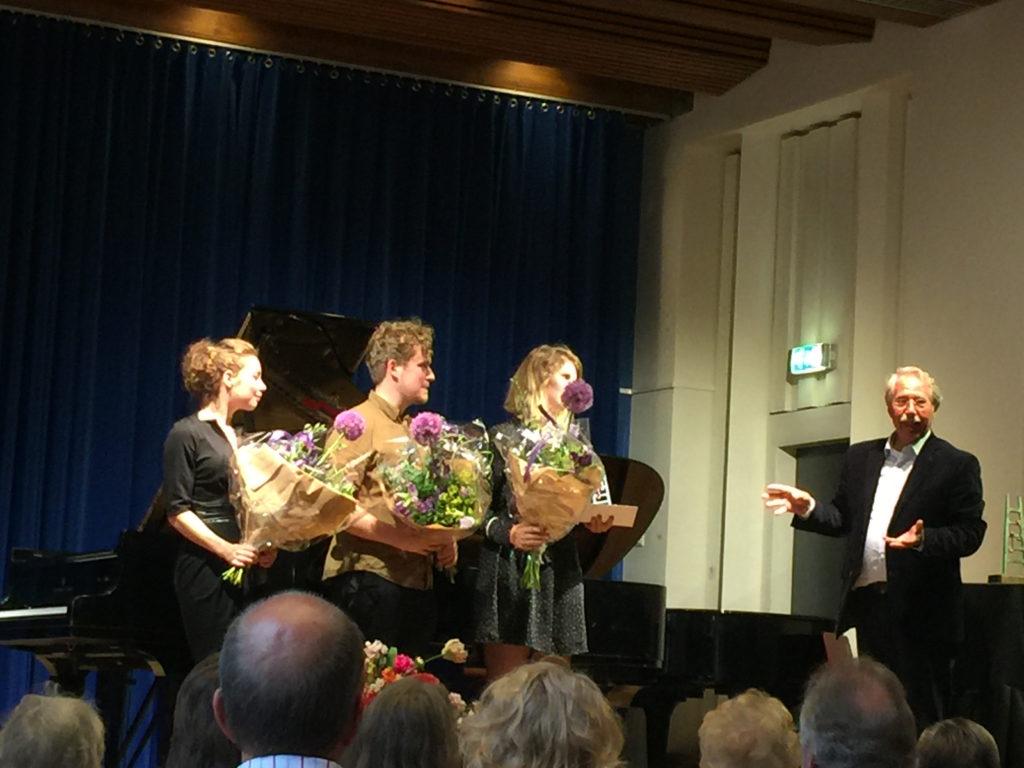 Nathalie Schaap winnares Vriendenprijs van ArtEZ